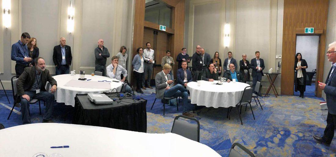 Samarbete med Kanada ska utveckla möjligheter för lignin
