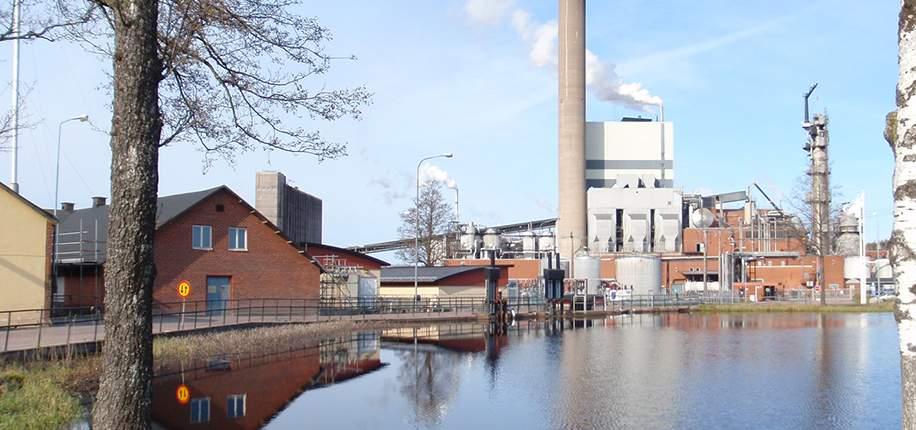LignoCity får stort stöd av Nordic Paper